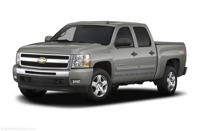 Chevy Pickups With Hybrid Engines for 2009 Can Pull Their Own Load ...