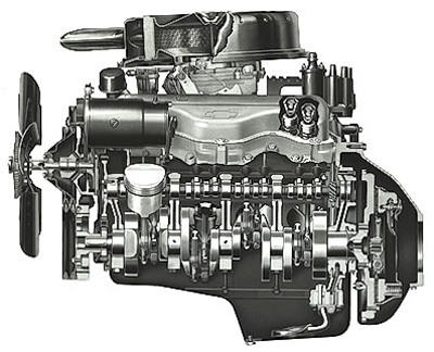 l18 engine chevy