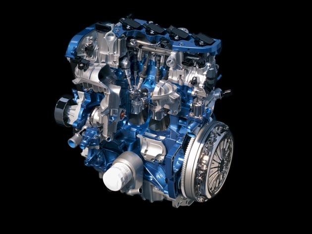 Engines  2010 Ecotec 2 4l Sidi Engine