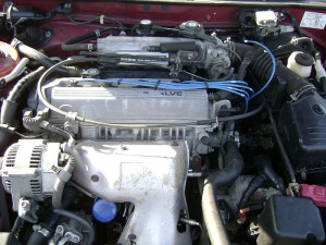 Land Cruiser Engines