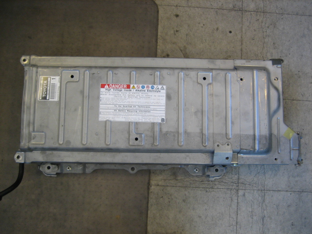 Prius Battery on Rebuilt Toyota Prius Battery
