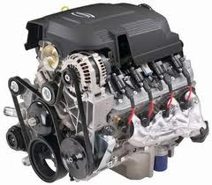 Chevy 5.3 Vortec Engine