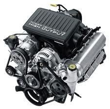 Dodge 4.7 Engine