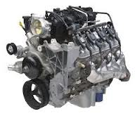 4.8 Chevy Engine