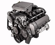 Dodge 3.7 Engine