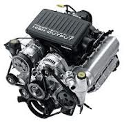Jeep SUV Engine